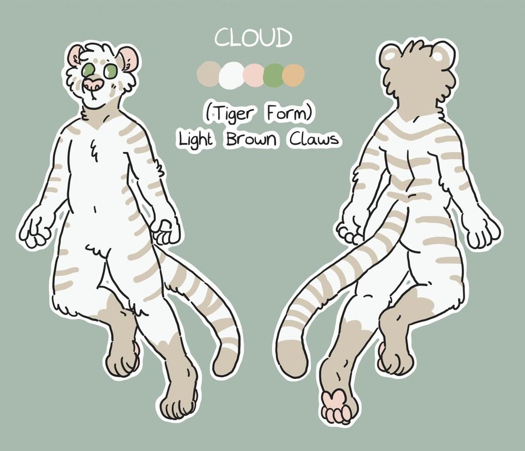 Cloud (tiger)