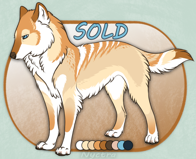 Most recent image: Canine Adopt #2 (CLOSED)