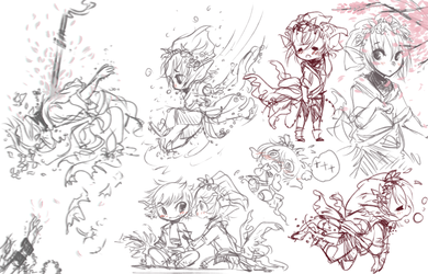 akihiko sketchpage
