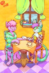 [COM]A Cozy Coffee Date
