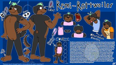 Remi Ref Sheet