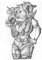 Cyborgoat
