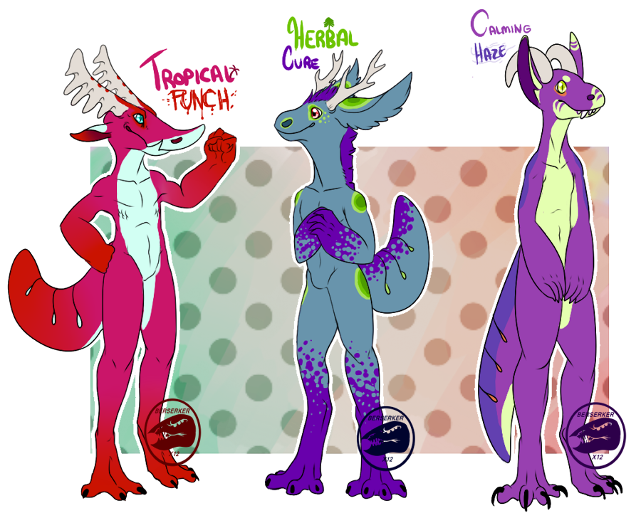 Fat-tail dragon adotpables