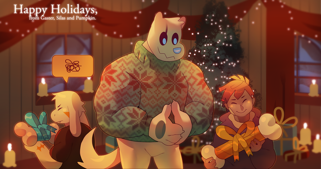 Aftertale Holidays