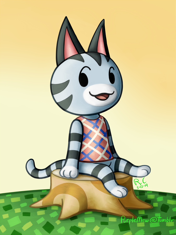 Lolly Portrait
