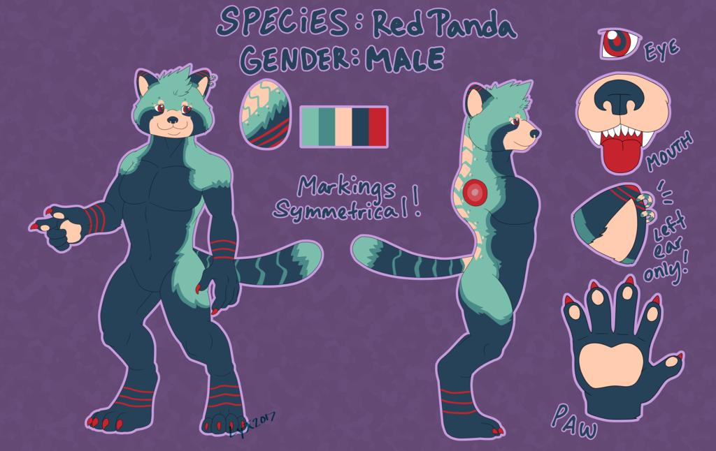 Egg Adopt - Red Panda