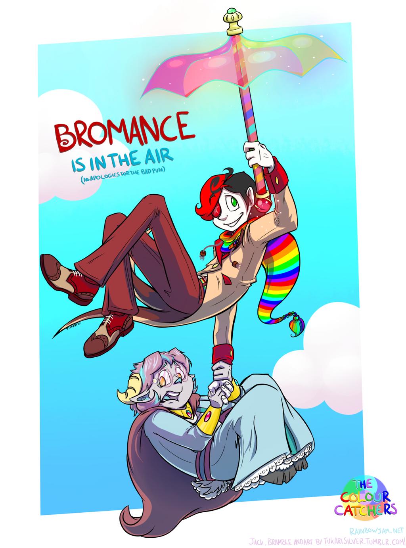 Bromance (Print)