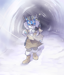 From the Ice Cavern [Stream Commission]
