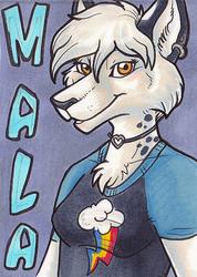Malaika Badge - Likeshine
