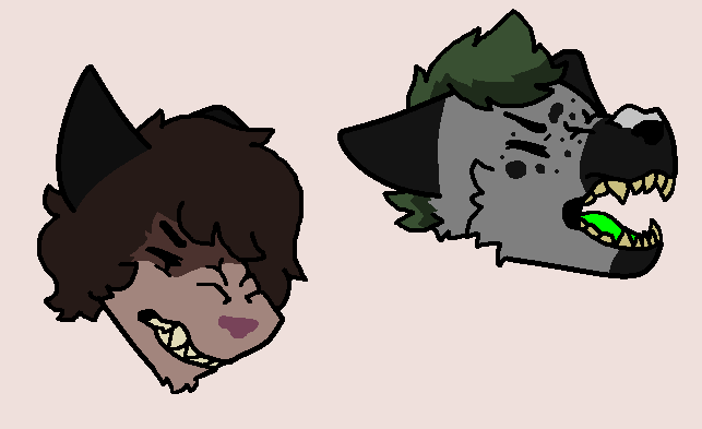 Most recent image: Angry Mutts