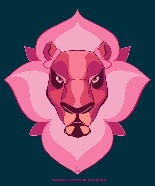Lion bloom