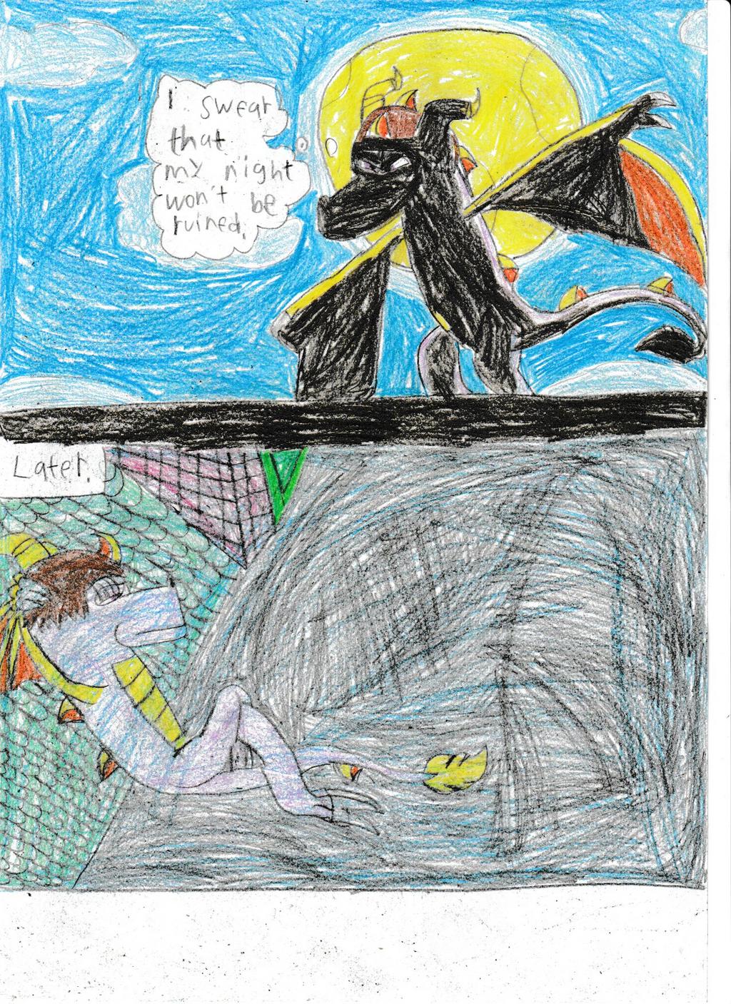 Legend of dragon: Bird and dragon:Pg 23
