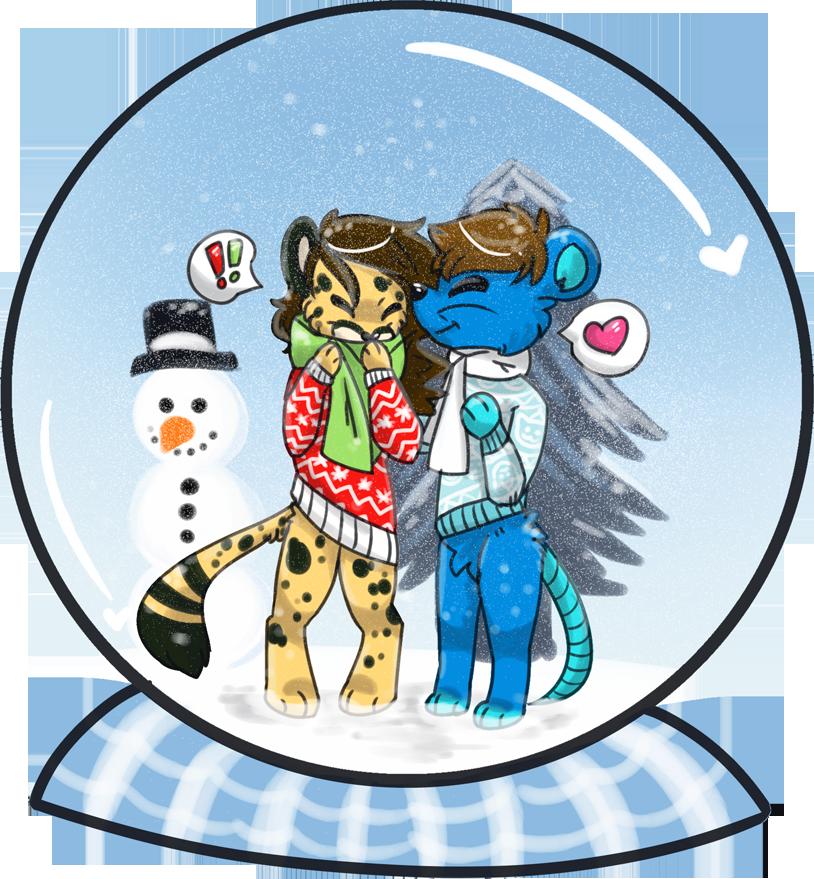 Featured image: Let it snow, let it snow, let it snow!