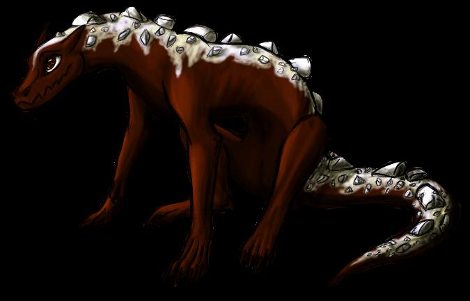 Ibarra the cocoa dragon