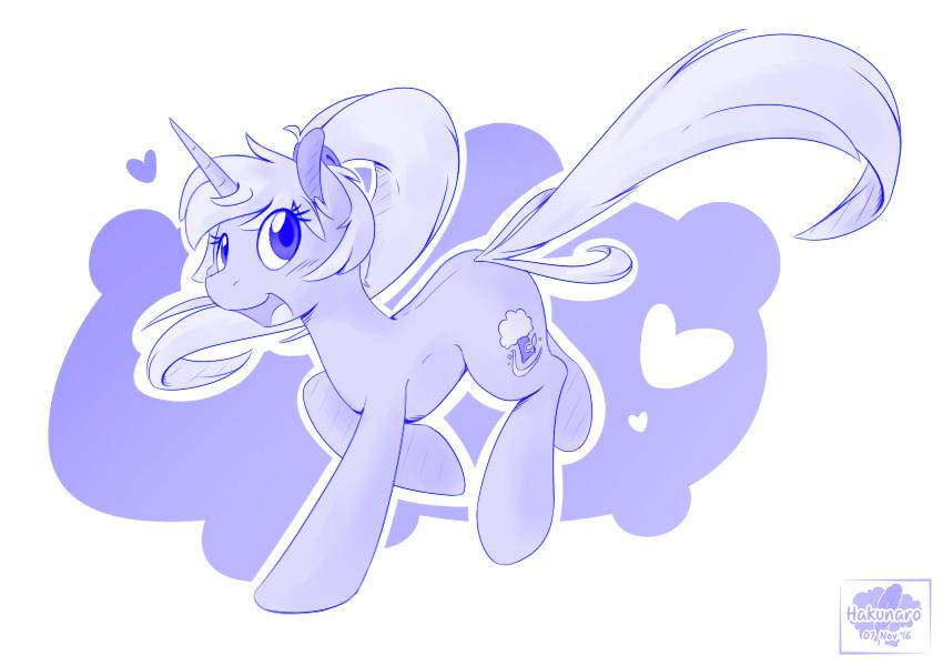 Most recent image: [Patreon   005] - Unicorn Flower