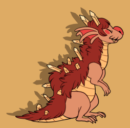 Geode Dragon