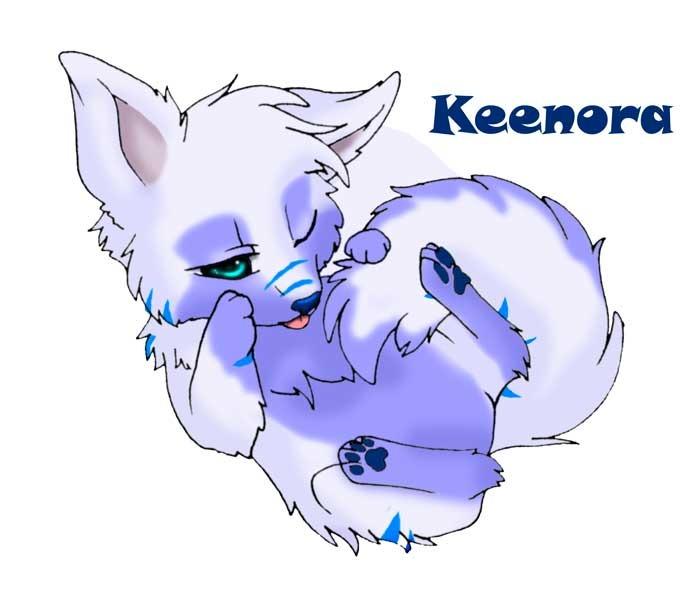 Cute lil Kee