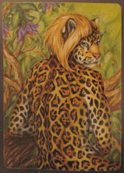 In the treetops, you're closer to the sun ---ACEO Trade