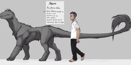 Monster: Shaun