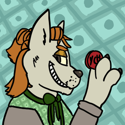 Alby Wiggle Icon