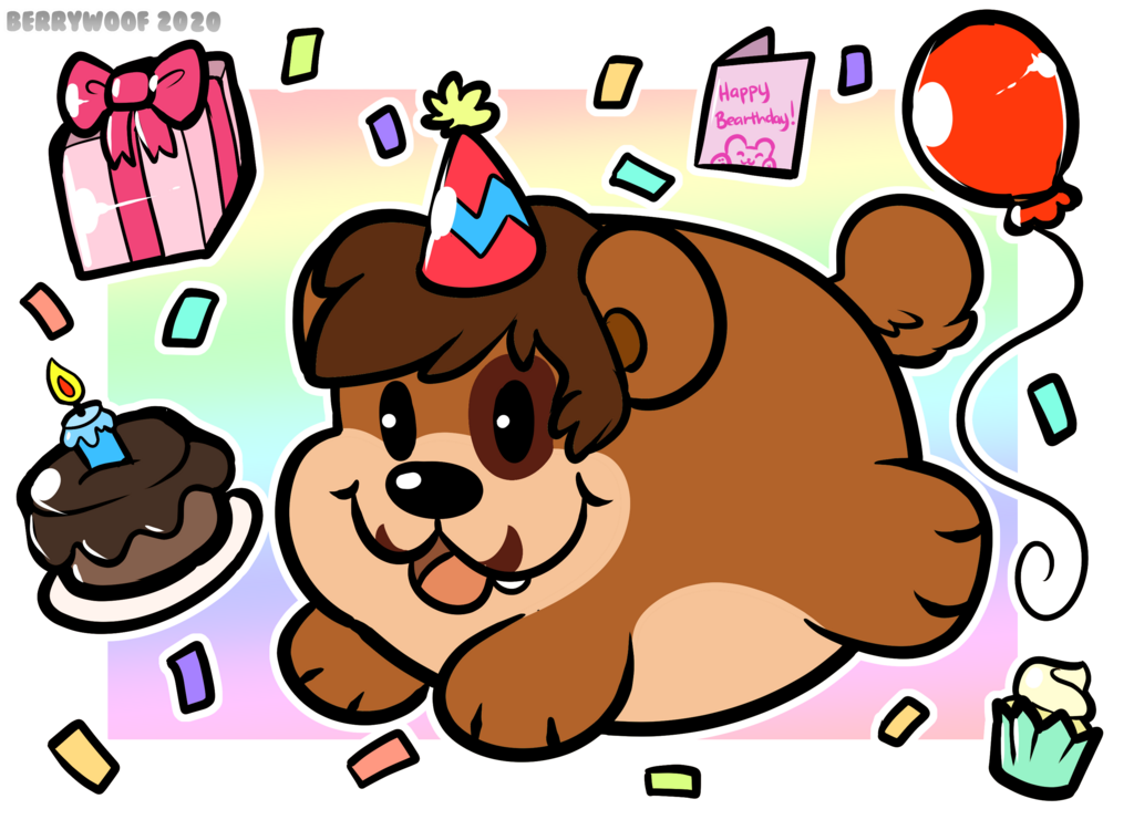 Most recent image: Birthday Bear~!