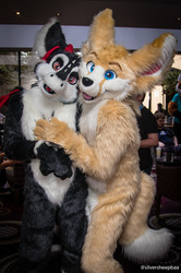 ConFurgence 2018: Siren and X'Trap