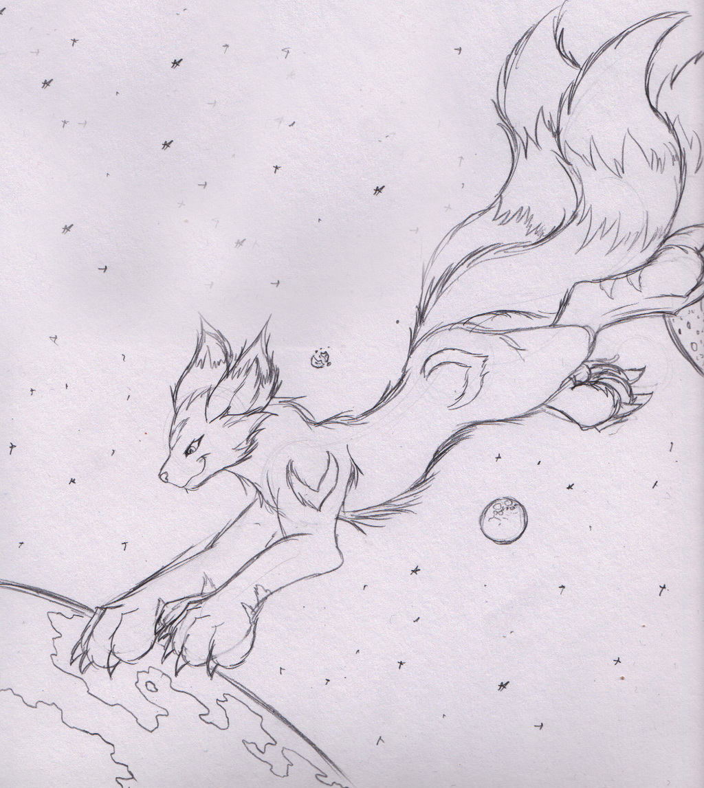 Pre-Confuzzled Sketch - Eclipsis
