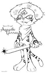 Mad Agapito Garras