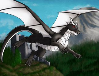 Nightdragon: Feral by Rallonx