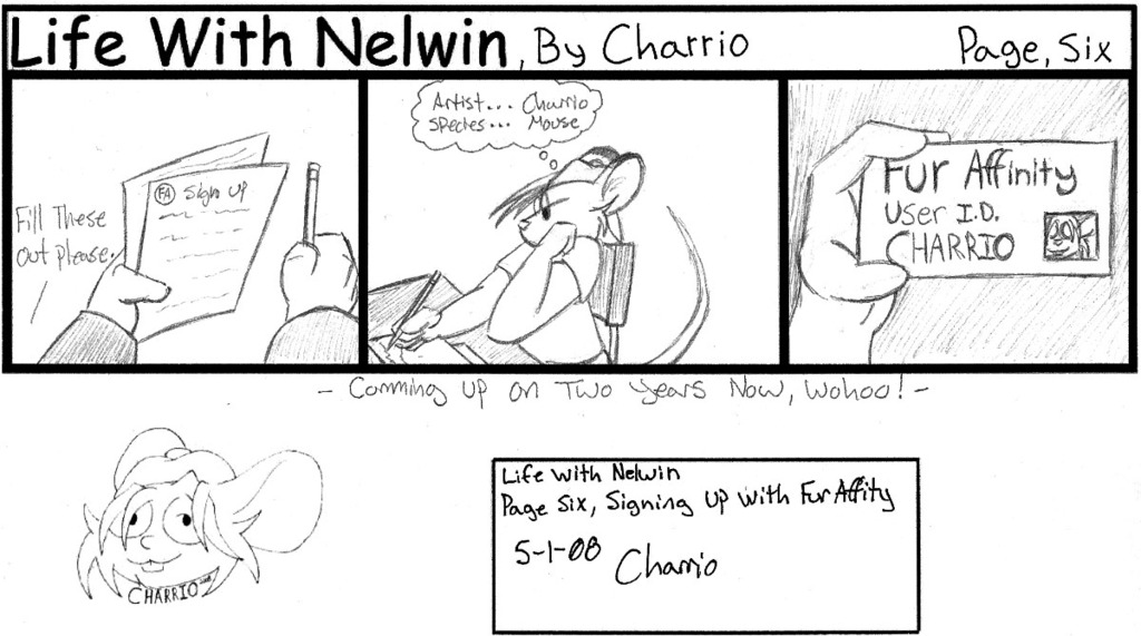 Featured image: Classic, Life With Nelwin -Page 6-
