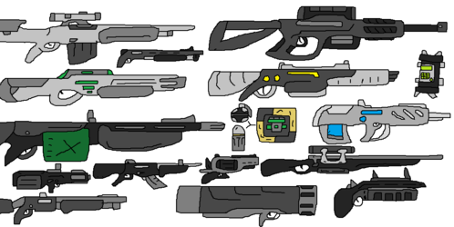 Allies Weapons Reloaded 2