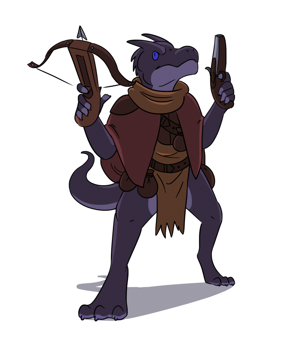 Commission - Bruyvern