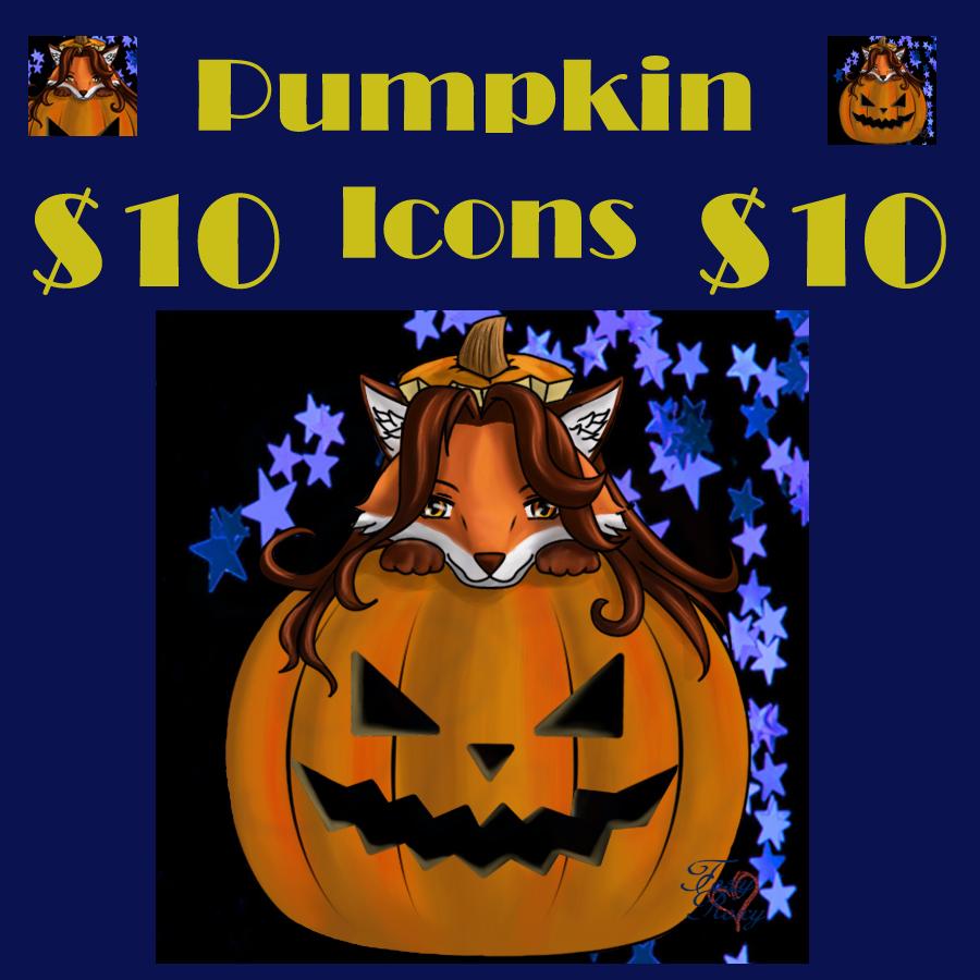 $10 Halloween icons