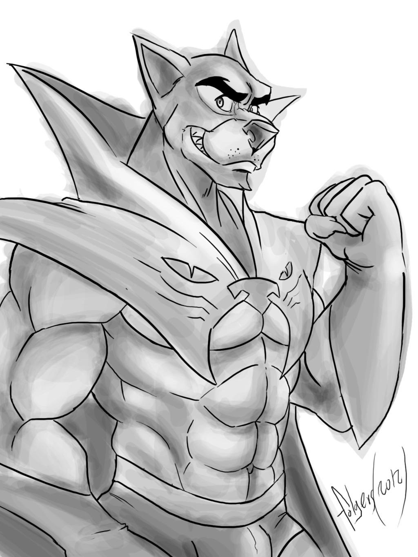 Generic Evil Character