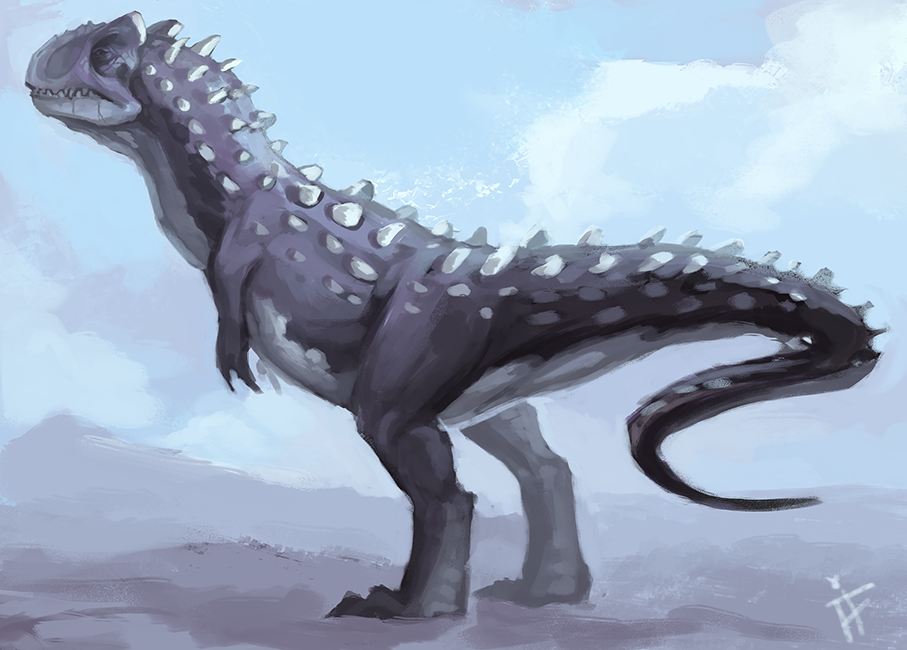 Dragonsaurus by Firefeathers