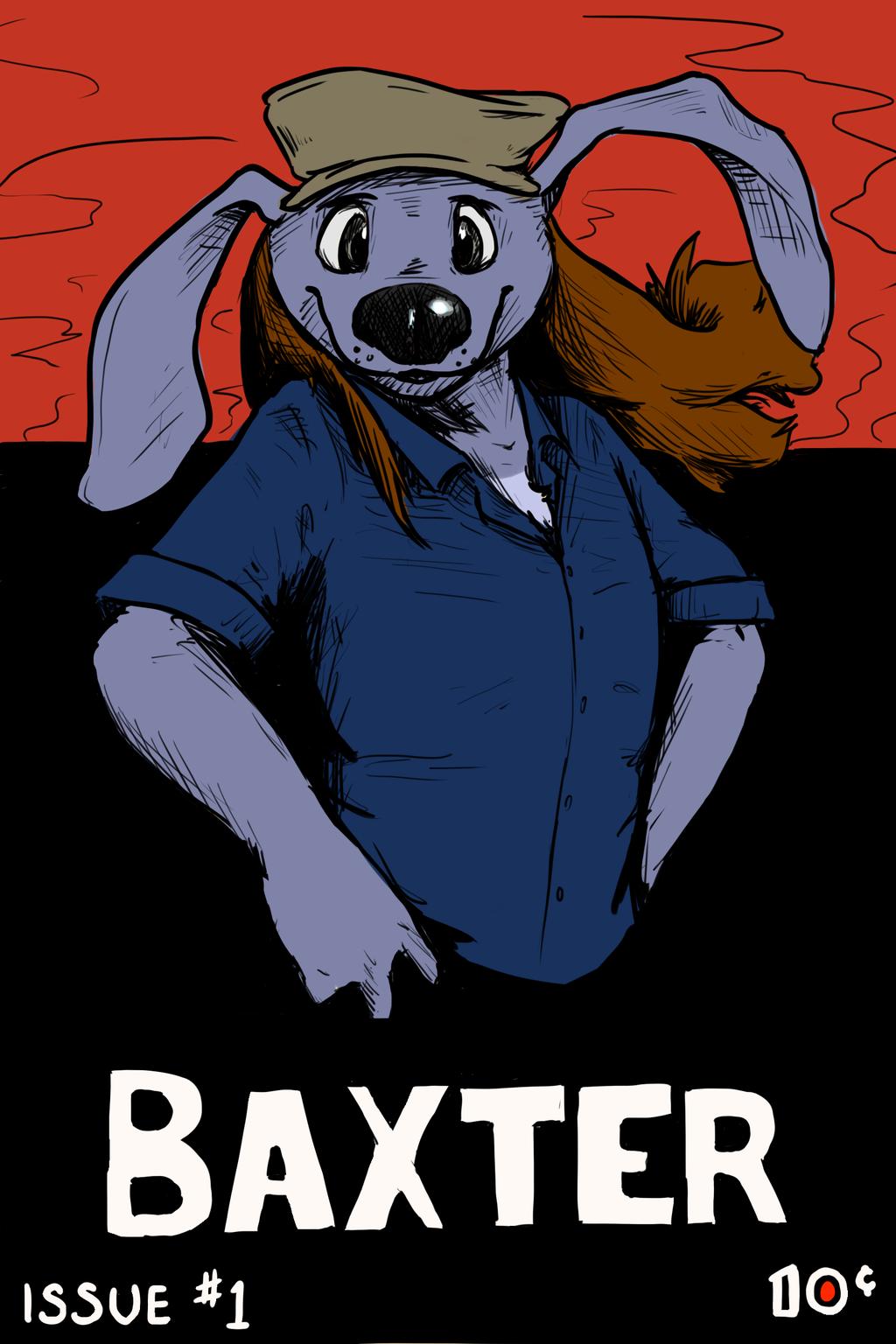 TFF Badge: Baxter