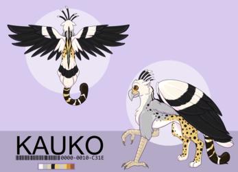 Kauko Gryphon Ref by DrBugaboo