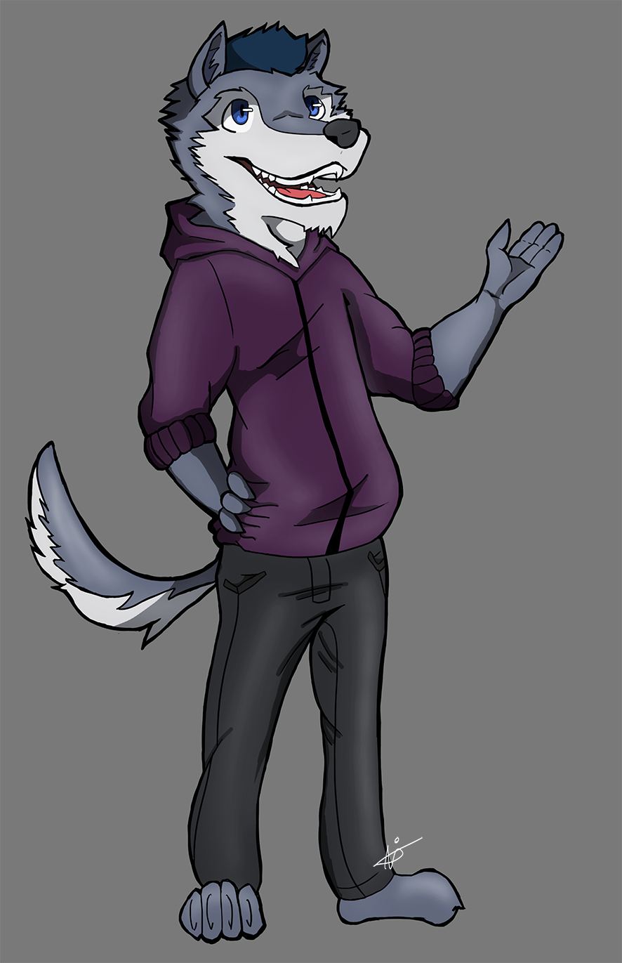 Most recent image: Wallace Husky 2014