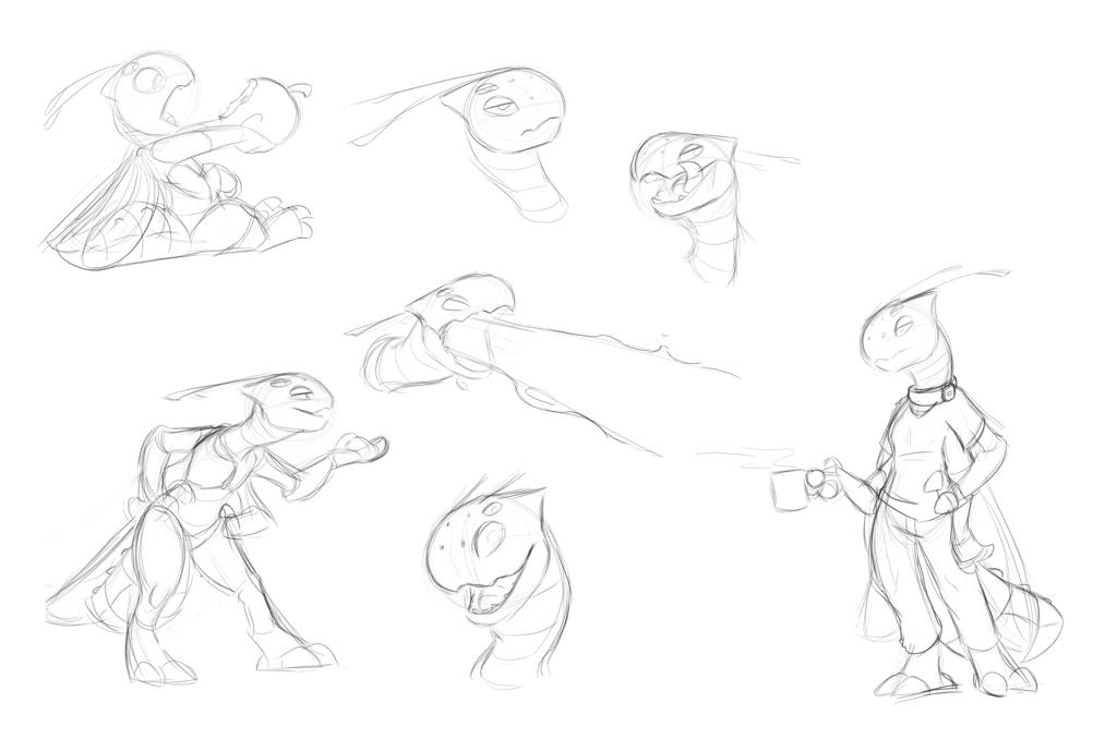 Buggu Doodles