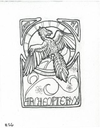 Art Nouveau - Archeopteryx