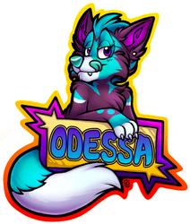 Odessa Badge (Commission)
