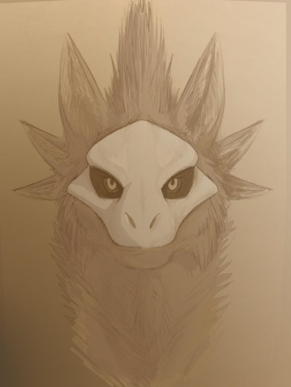 Masked Critter