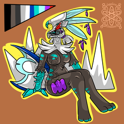 Female Ice Silvally +Design+ (SOLD)