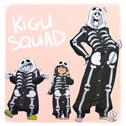 Undertale: Kigu Squad