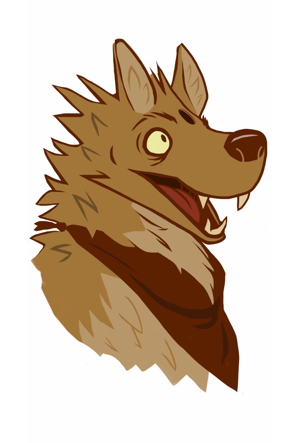 Most recent image: Wounded Wolf Redux