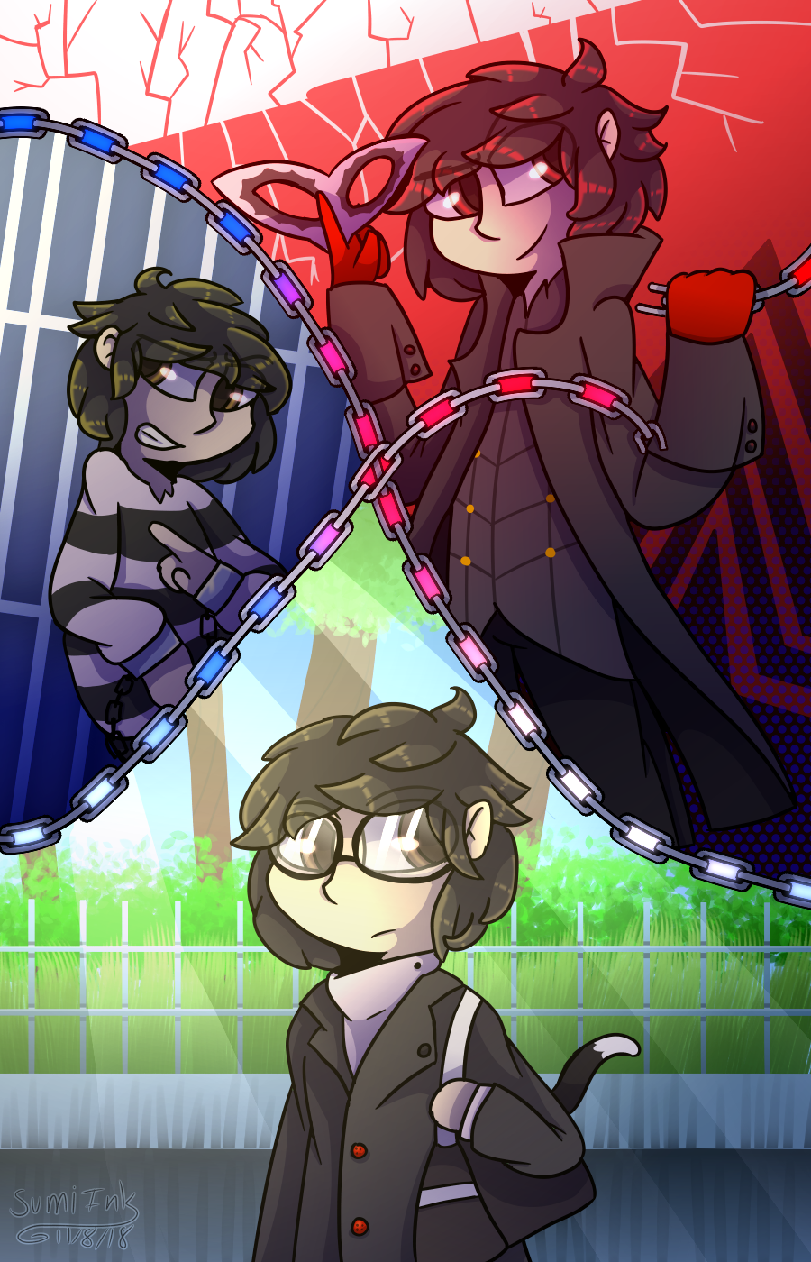 Most recent image: [FA] Breaking Fate