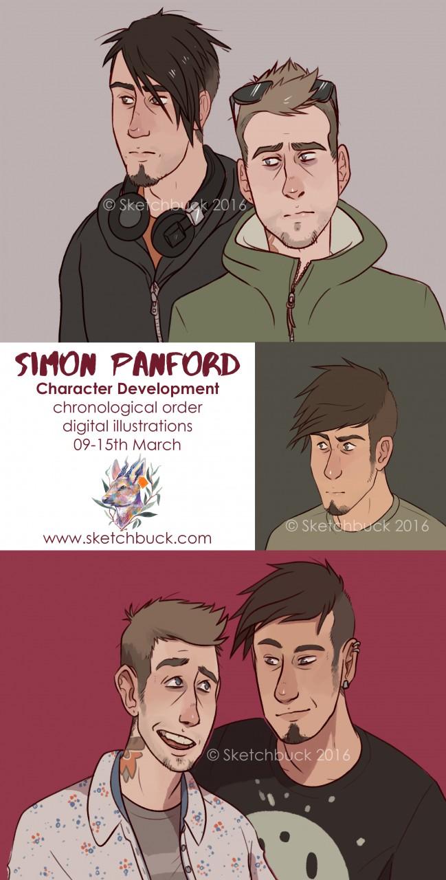 Simon Panford - Doodle Dump