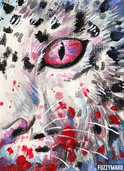 Eye of the huntress