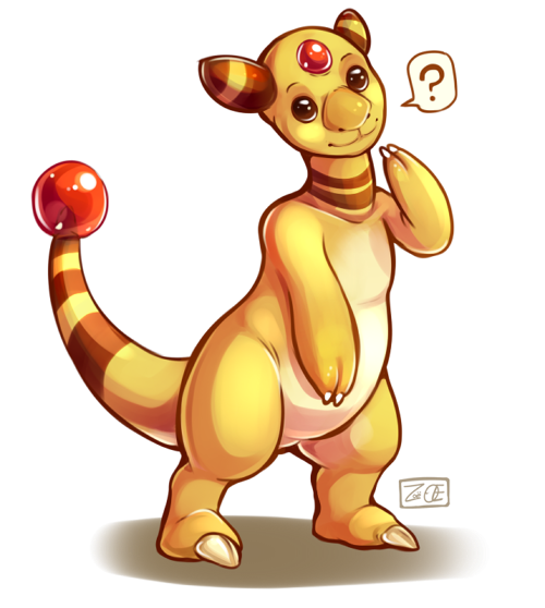 Featured image: PokeddeXY - Ampharos