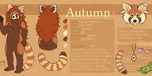 Autumn reference